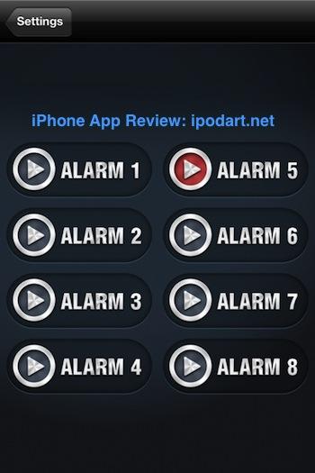 아이폰 아이패드 패턴잠금 암호 도난경보 Security Suite