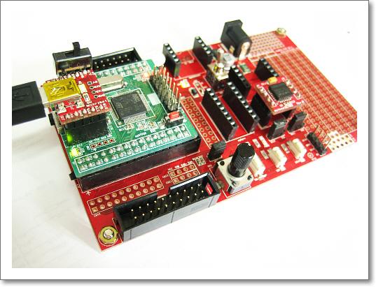 nexp :: [STM32F4] UART 테스트
