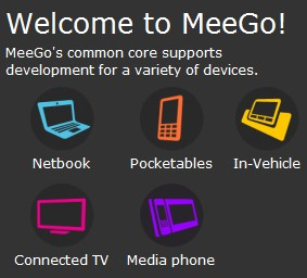 MeeGo for variety of devices!