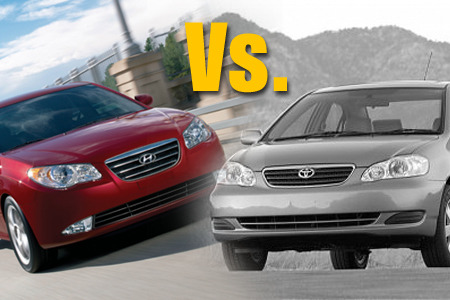 현대자동차 vs 토요타자동차  Hyundai vs Toyota