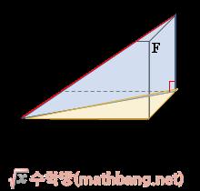 입체도형 대각선의 길이 - 직육면체 대각선의 길이