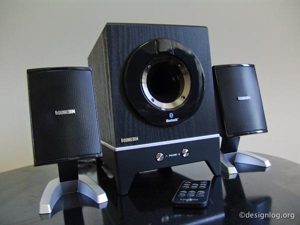 2.1채널 블루투스 스피커 던험 DH-R2000