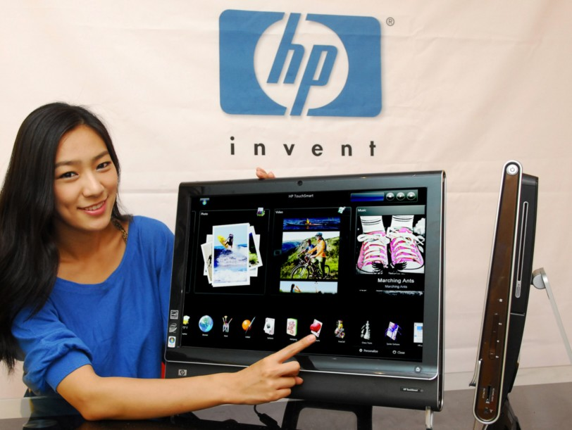 HP Touch Smart PC