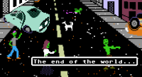 Organ Trail (The Men Who Wear Many Hats)