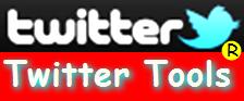 트위터툴,Twitter Tools
