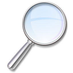 Magnifier Tool icon (C) Microsoft