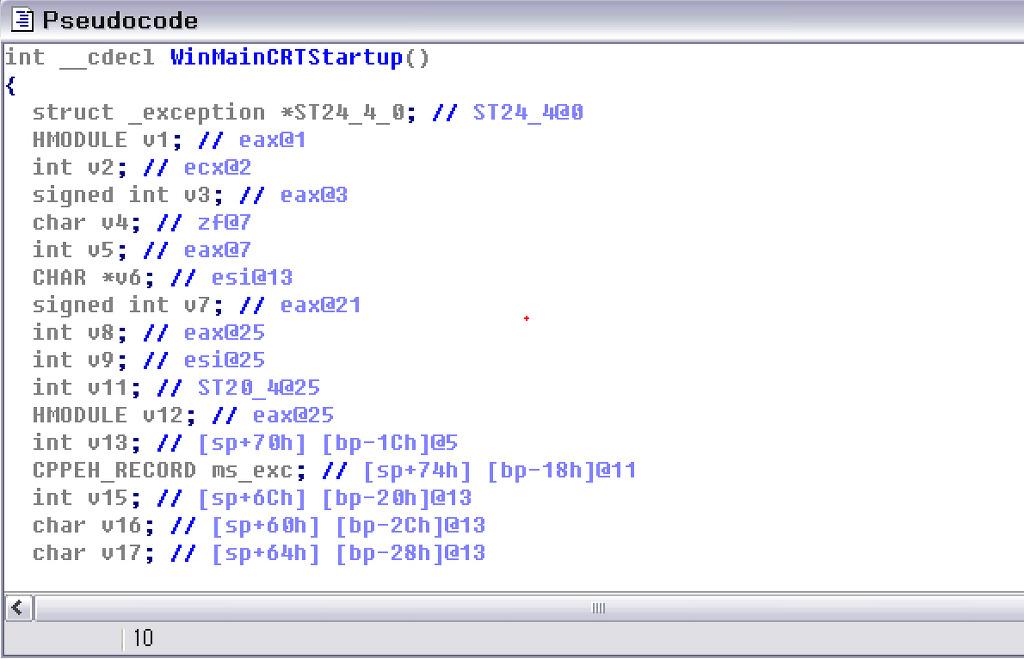 hacker dakuo :: 아이다(IDA)에 Hex-Ray 연동