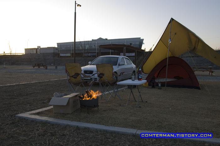 캠핑 camping