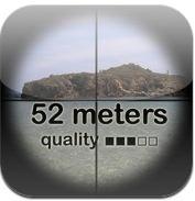 아이폰 거리측정기 Rangefinder