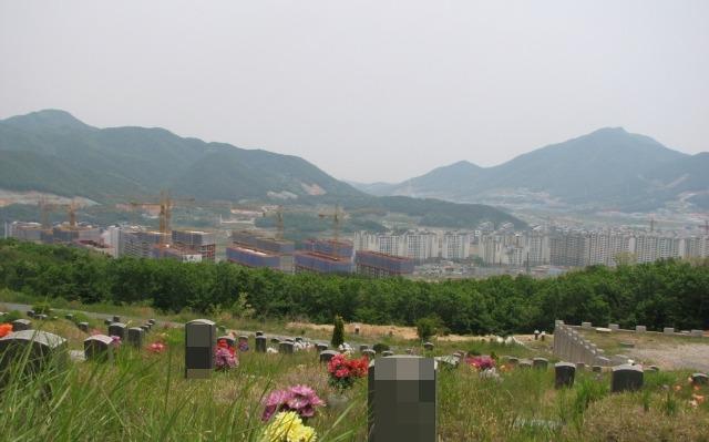백운공원묘지