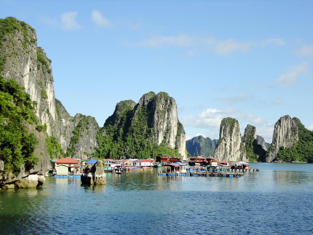 [베트남] 용이 내려왔다는 하롱베이 1박2일 투어