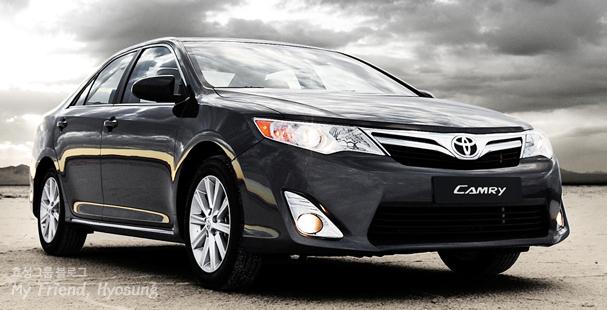 캠리 2013 자동차 이미지입니다.