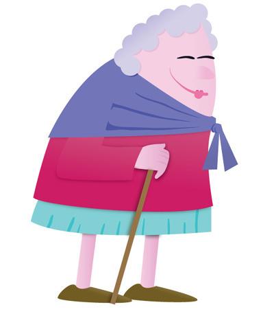 할머니유머