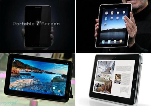 태블릿PC, IT강호 군계일학이 될 이유