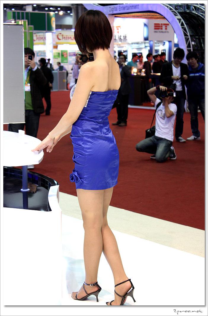 레이싱모델, 레이싱모델 강유이, 강유이, 강유이 사진, 사진, 레이싱모델 사진, KES, KES 2010, 한국전자전, photography, IT, 2proo, 킨텍스,