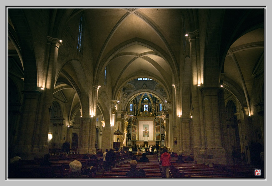 Valencia Cathedral _ 스페인
