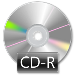 CD-R icon (c) Microsoft