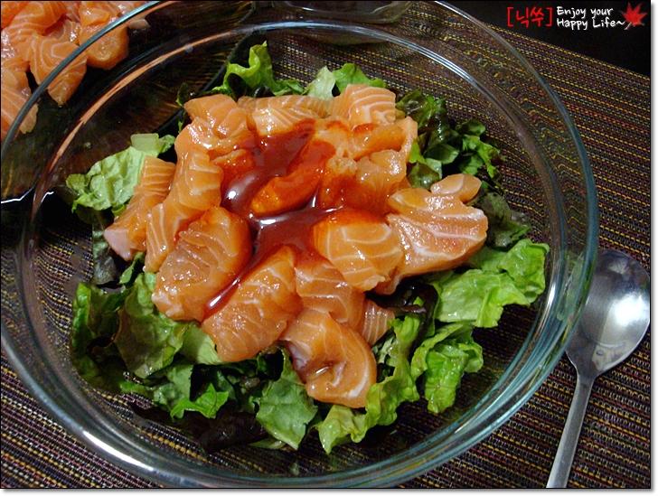 캐나다에서 생선회 먹고 싶을 때! 싸고 맛있는 코스코 연어회