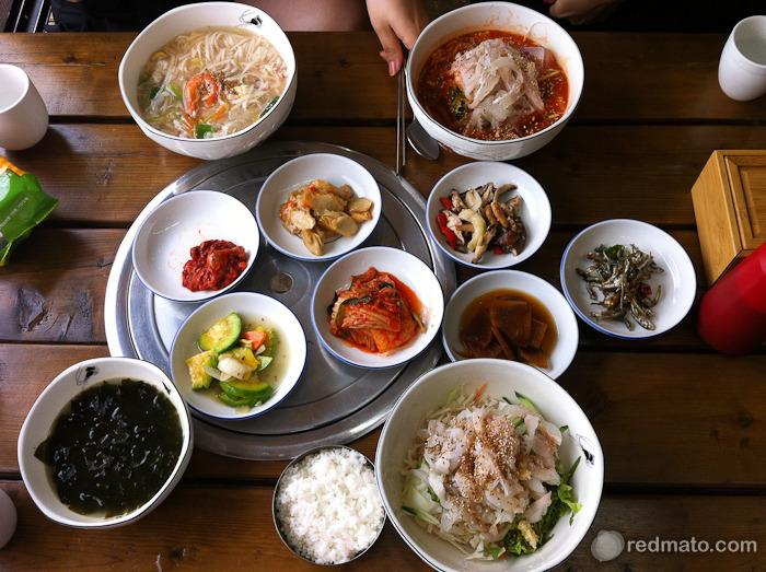 [경포대 맛집] 강릉 경포 비치 횟집에서 먹은 아침 식사