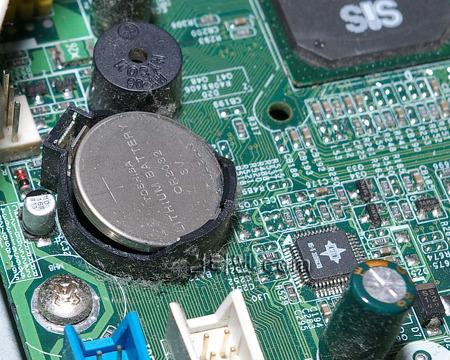 메인보드 Mainboard CMOS 바이오스 BIOS 배터리 Battery 리튬이온 Lithumion 보안인증서 인증서