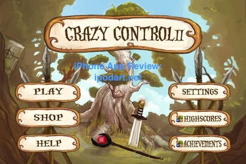 아이폰 액션 크레이지컨트롤2 CrazyControl 2