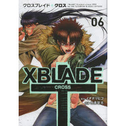XBLADE+ -CROSS- 6권