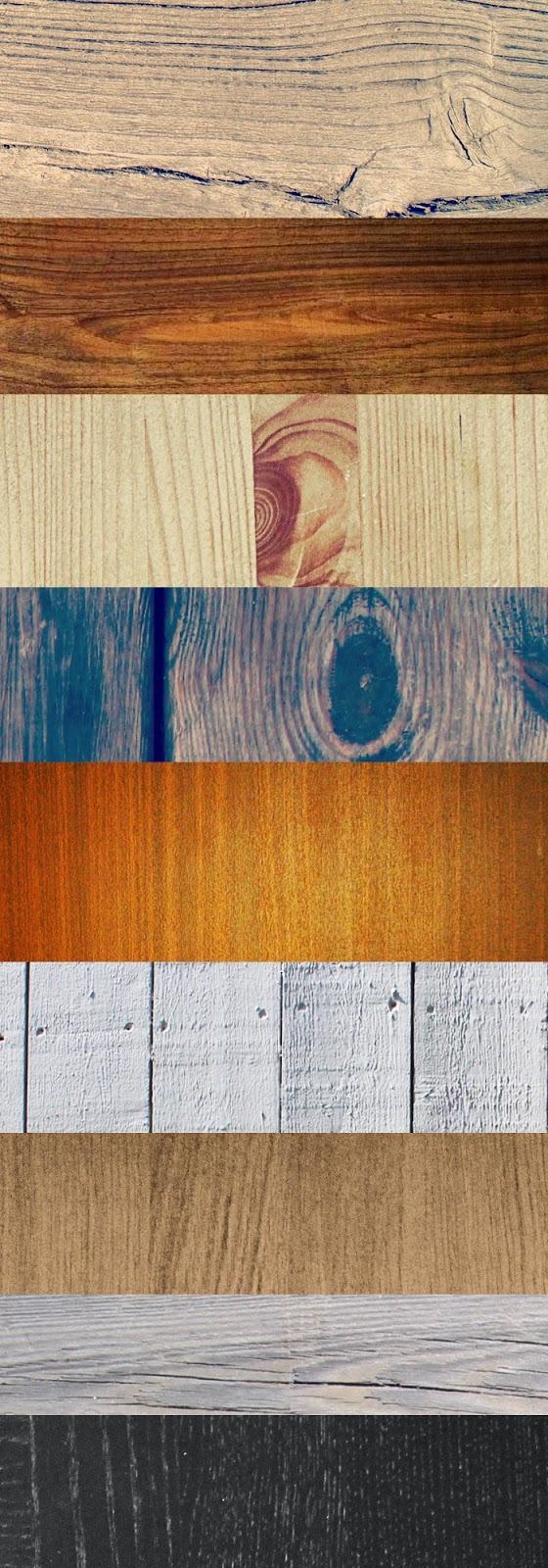 20 가지 무료 포토샵 고화질 나무 원목 텍스쳐 - 20 Free Photoshop High-Resolution HD Wood Textures