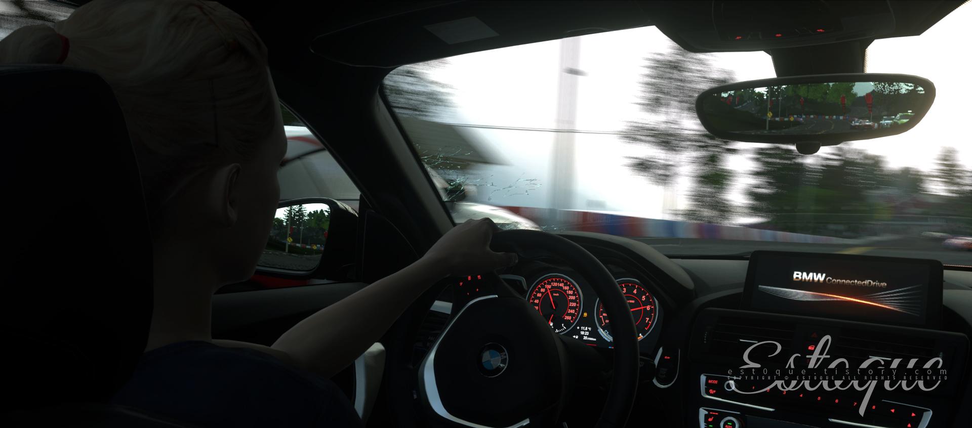 bmw m135i driveclub