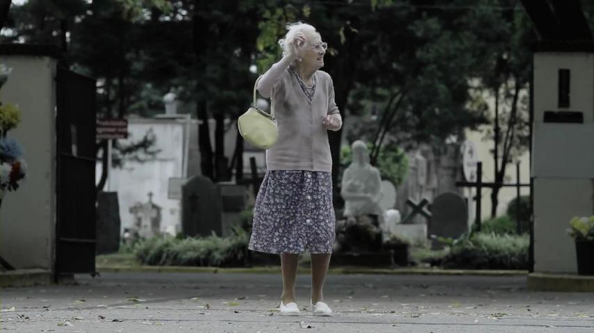 손자의 핑계가 할머니를 언데드로 만든다! 조나잡스(JonaJabs)의 TV광고 - '할머니(Grandma)'편 [한글자막]