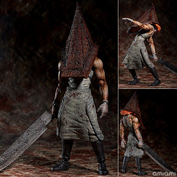 Silent Hill Red Pyramid Thing Figure