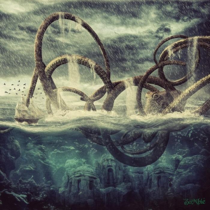 크라켄(Kraken)