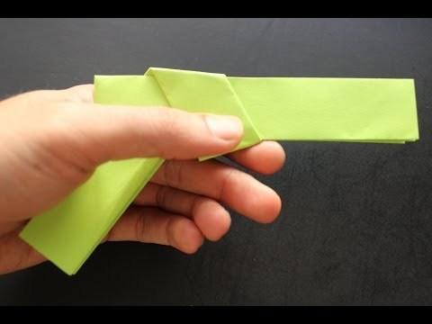 간단 총 콜트건 종이접기 동영상