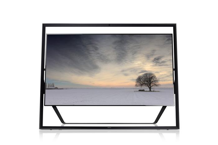 삼성전자의 UHD TV