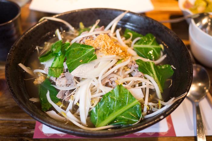[압구정 맛집] 아시안 레스토랑 생어거스틴, 다양한 아시안 요리를 만나다
