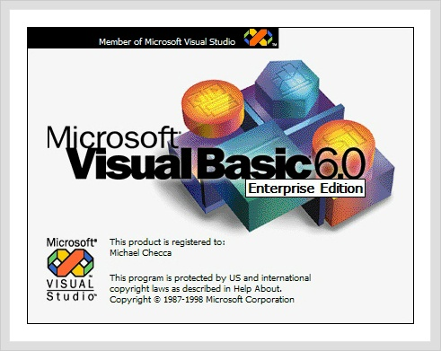 Visual Baisc, VB, VB6