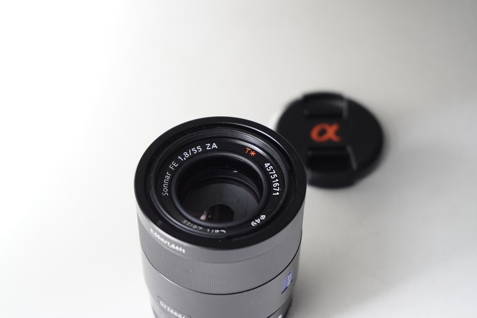 Zeiss Sonnar FE 1.8/55mm ZA