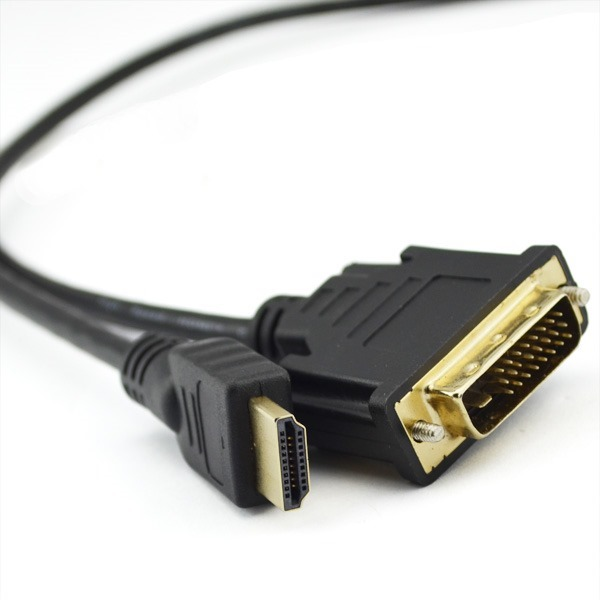 모니터 케이블을 설명합니다 - VGA, DVI, HDMI 단자의 차이점