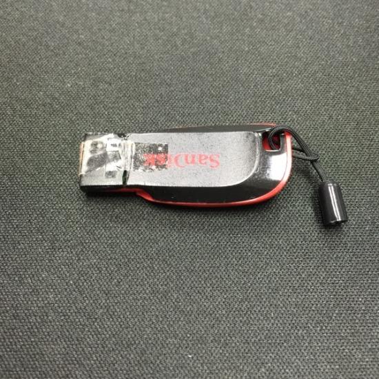 파손된 USB 메모리 복원하기