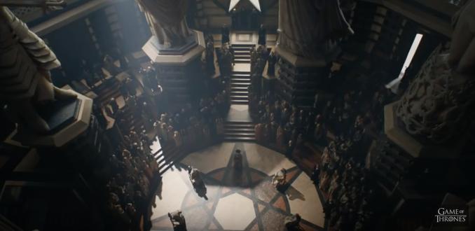 왕좌의게임 결말, 왕좌의게임 시즌6 마지막화