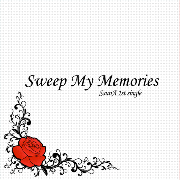 Sweep My Memories CD Cover