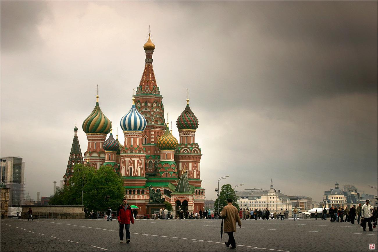 모스크바_바실리성당