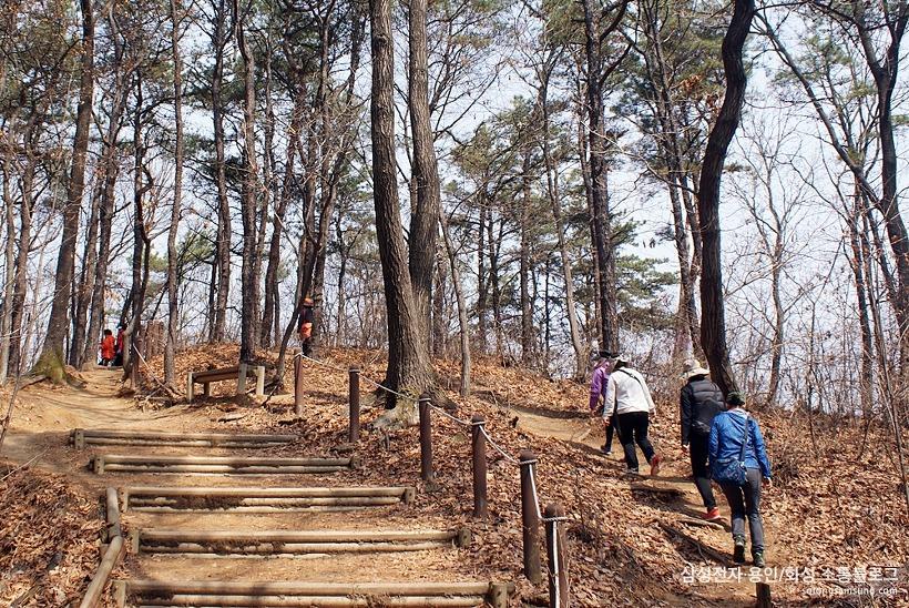 걷자 기흥 참여자들