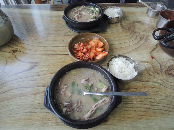 대전 유성구 순대국밥 맛집 천리집