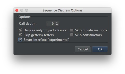 How to use Intellij Sequence Diagram plugin