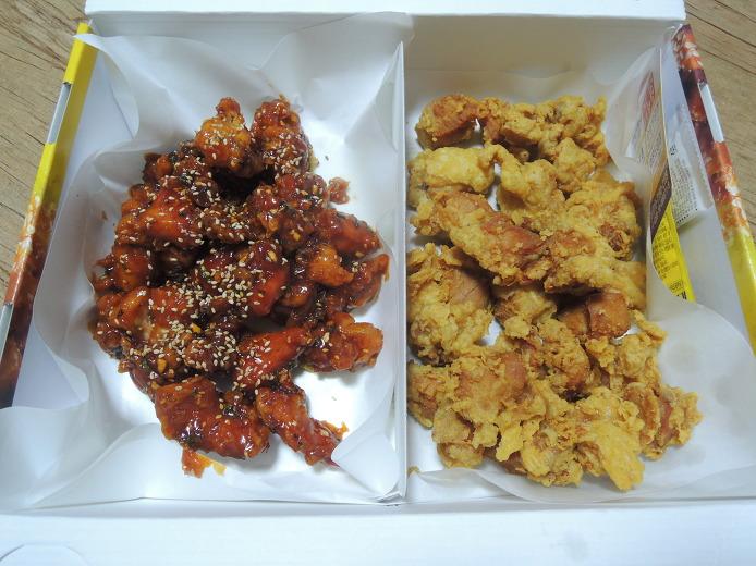 속초먹거리 속초먹방 북청닭강정