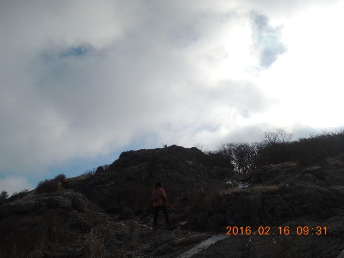 영축산 등산코스 등산지도