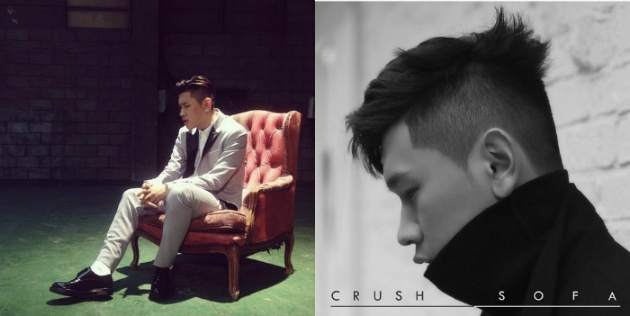 Crush [SOFA] 2014.10.30 Official Teaser Release