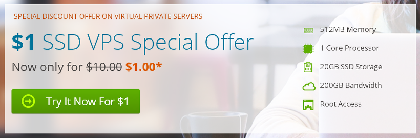 FastWebHost SSD VPS Special Offer