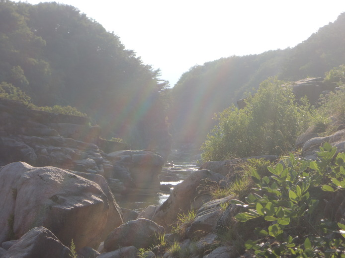 철원 한탄강 래프팅 명소 철원8경 순담계곡