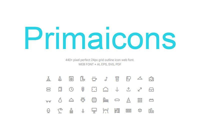 Primacons